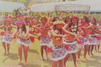 """フラワー""""ティアレ""""祭 Te Mire Tiare Festival開催されました"""