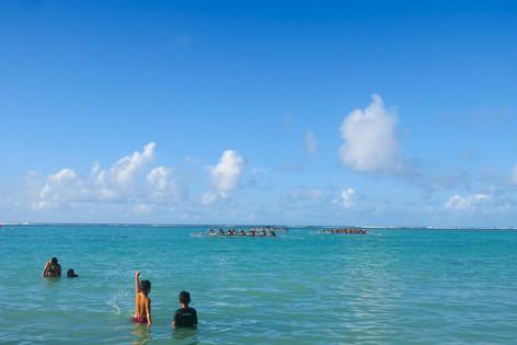 【旅の感想】クック諸島は日常とリゾートが共有して心地良い