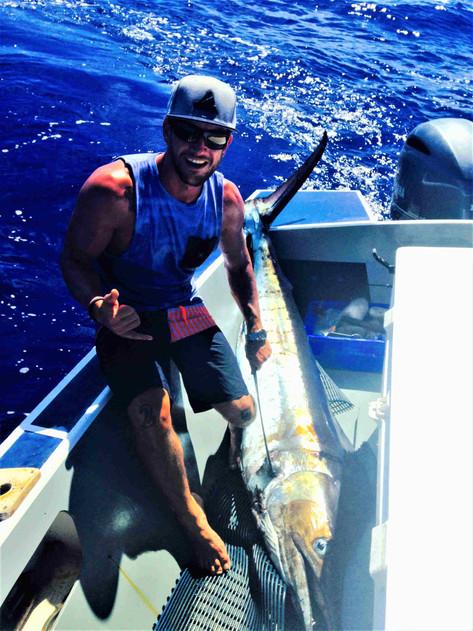 クックは大物釣りの秘スポット?