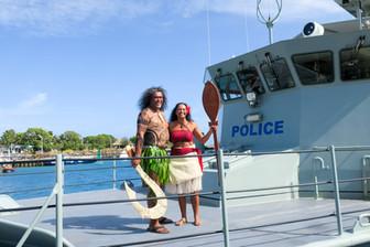 国際海洋デー 主賓ゲストはモアナとマウイ!