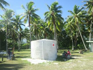 クック諸島離島に届く日本の援助