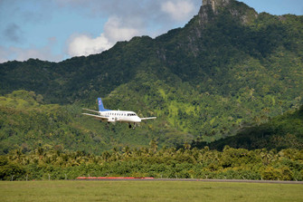 【質問】クック諸島国内線は頻繁に遅延・欠航しますか?