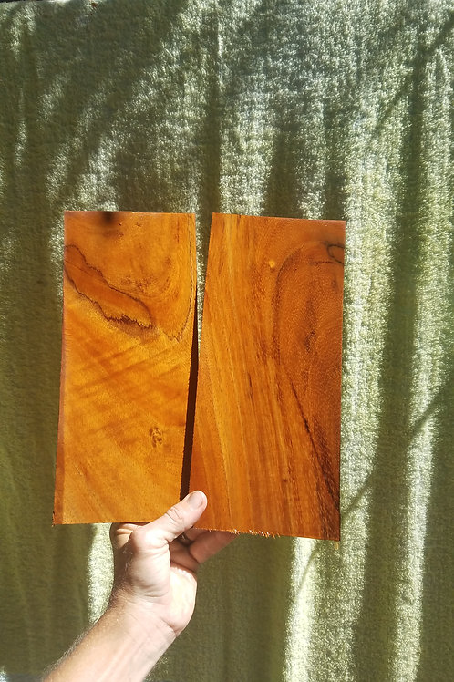 Plain Koa pair (.26)