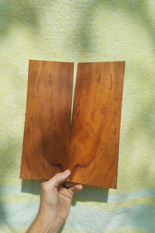 Plain Koa Pair (.13)