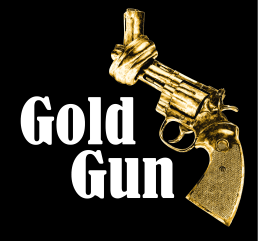 GoldGun logo