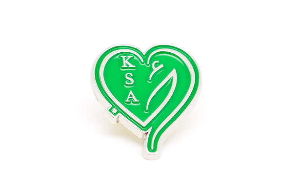 AHB (I love) KSA Pin