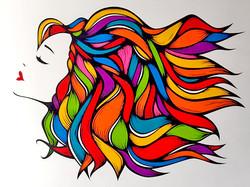 COLOURS 4 LIFE - Hair en Care