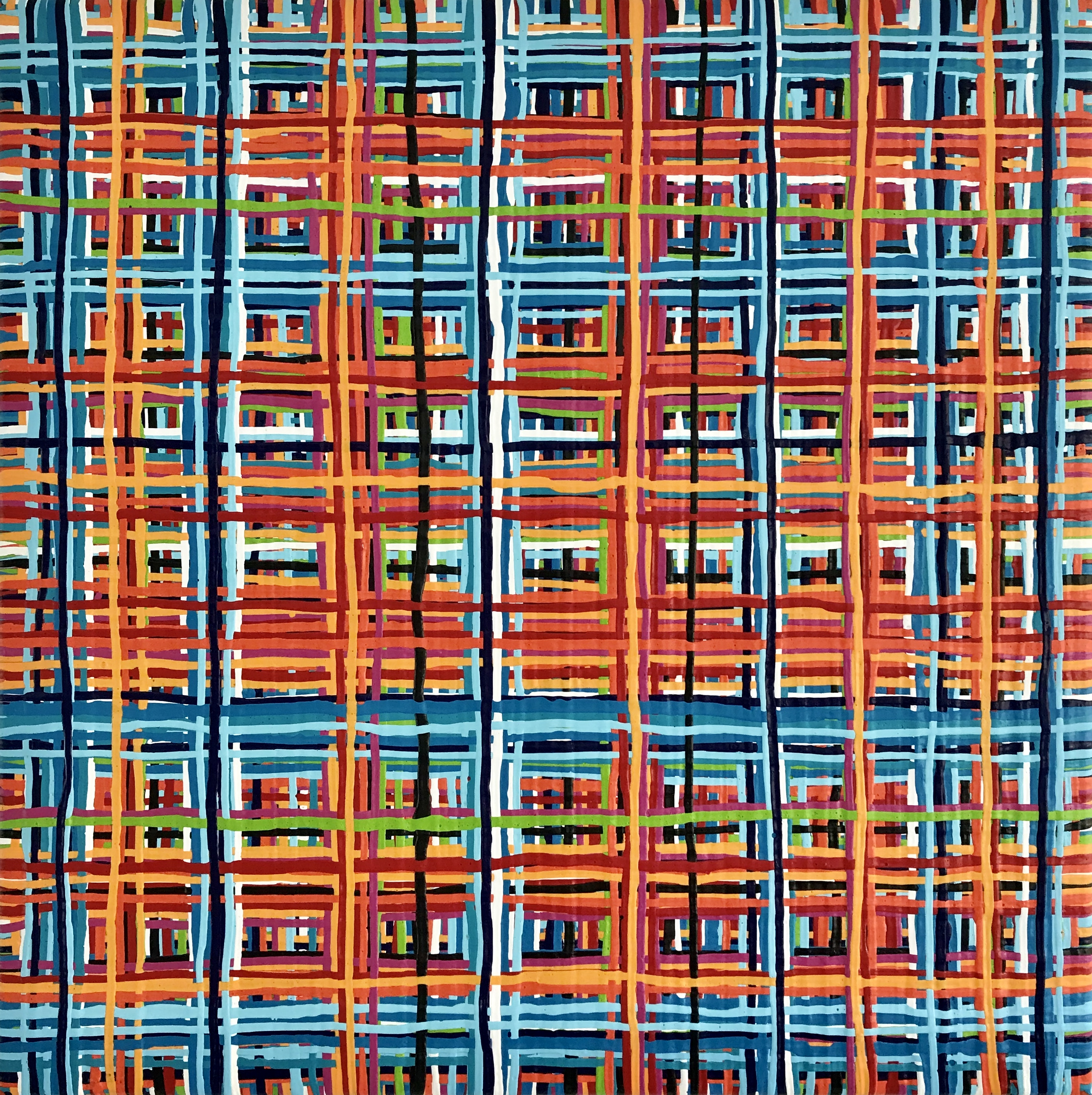 WEAVING COLOURS - Mesmerized