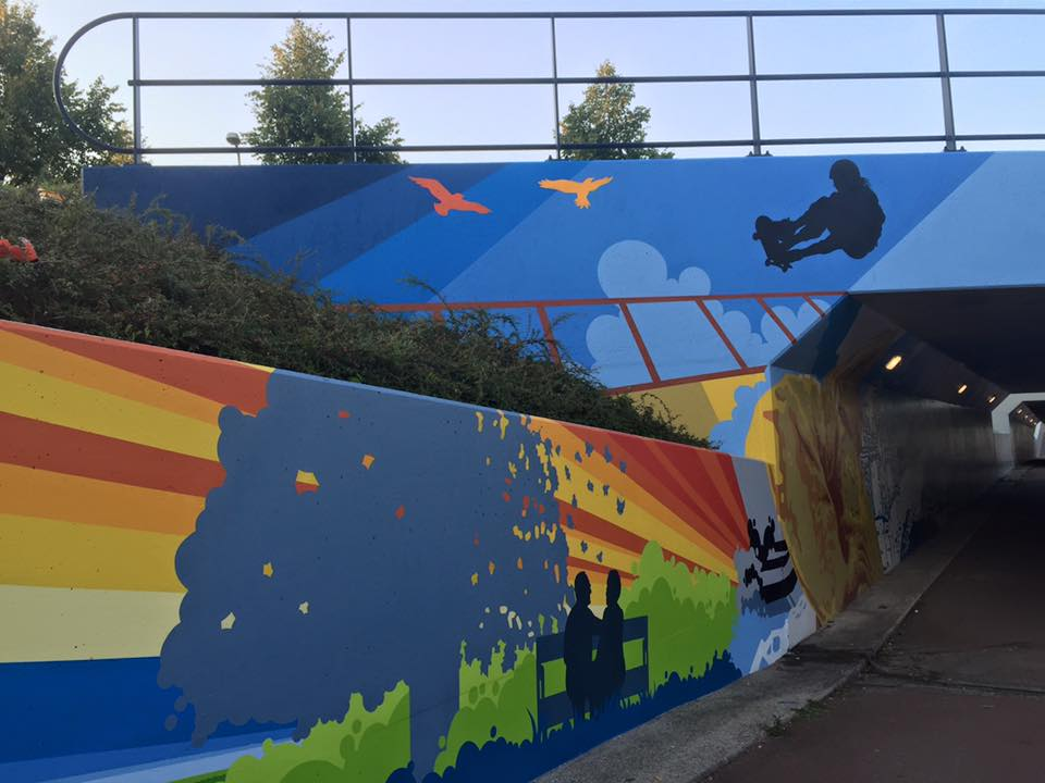 BICYCLE TUNNEL (2015)