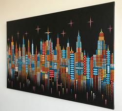 BEAUTIFUL CITY - Luminous