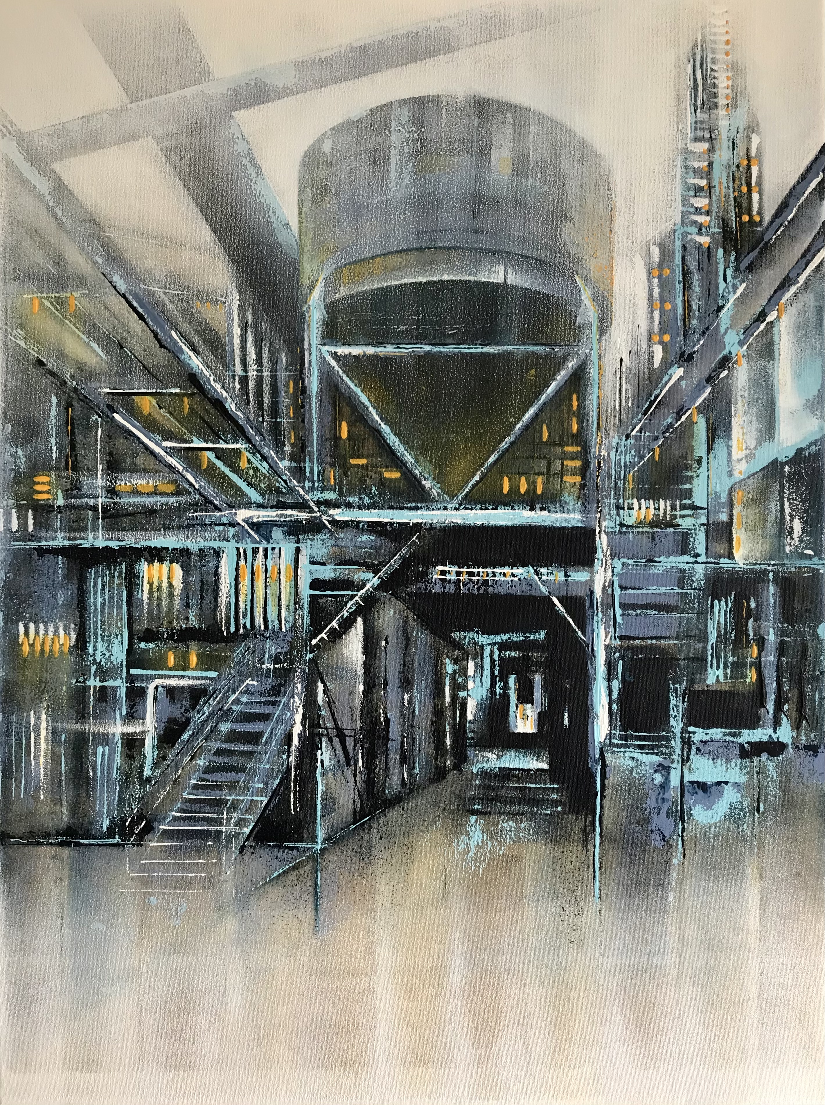 INDUSTRIAL BEAUTY - Imaginary