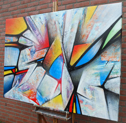 COLOURS 4 LIFE VS GRAFFITI STONE AGE