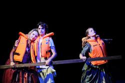 Candide, Regie: Isabel Osthues