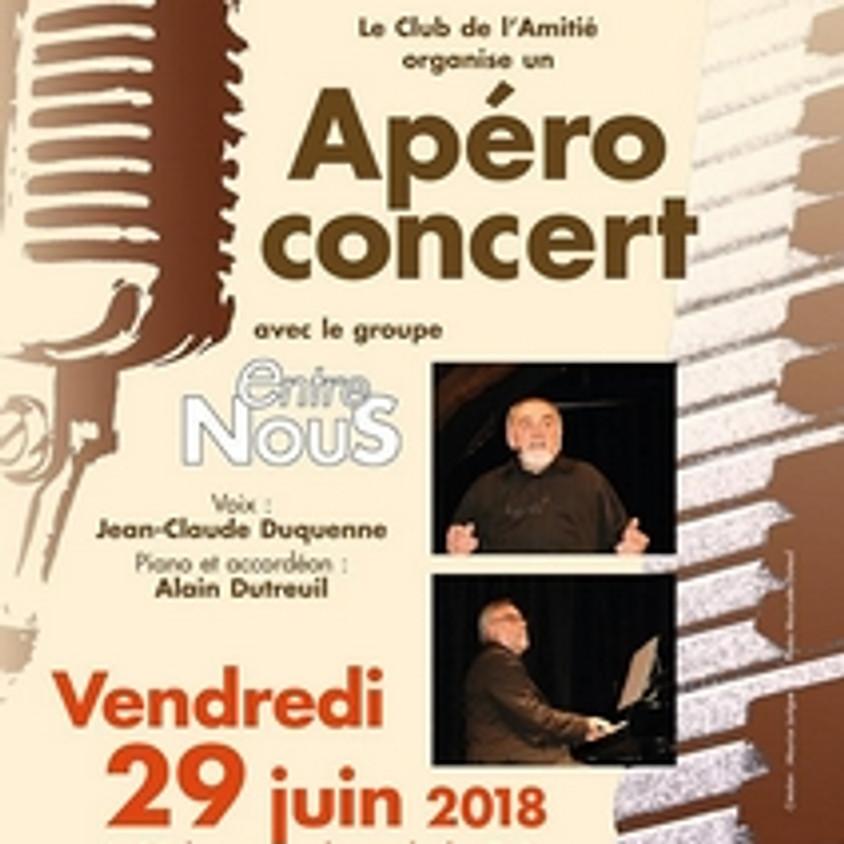 SAINT VALERIEN Apéro concert