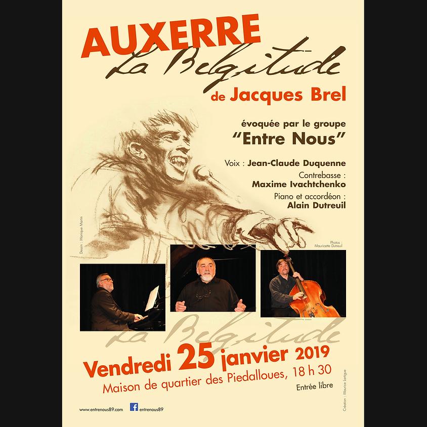 La Belgitude de Jacques BREL