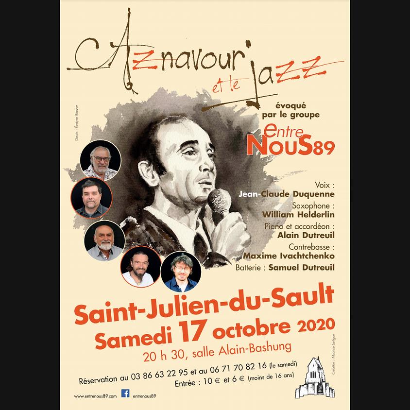 Aznavour et le jazz