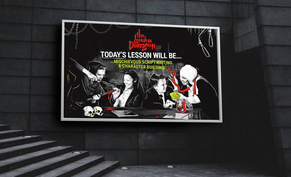 Merlin Entertainment | The London Dungeon