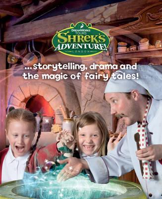 Merlin Entertainment | Shrek's Adventure