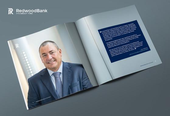Redwood Bank | Corporate Brochure