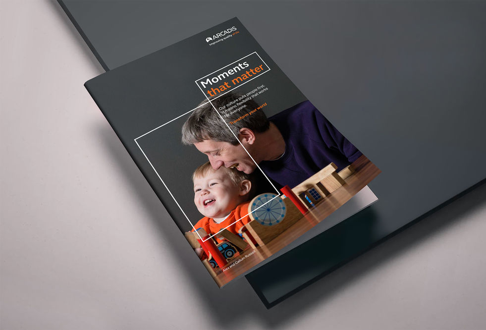 Arcadis | Printed Collateral