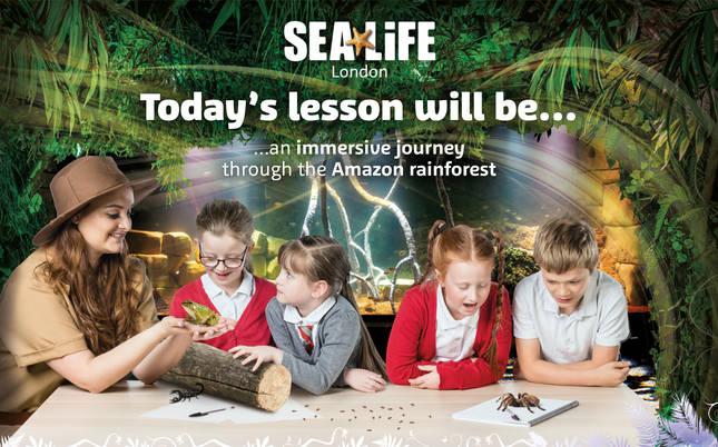 Merlin Entertainment | Sea Life