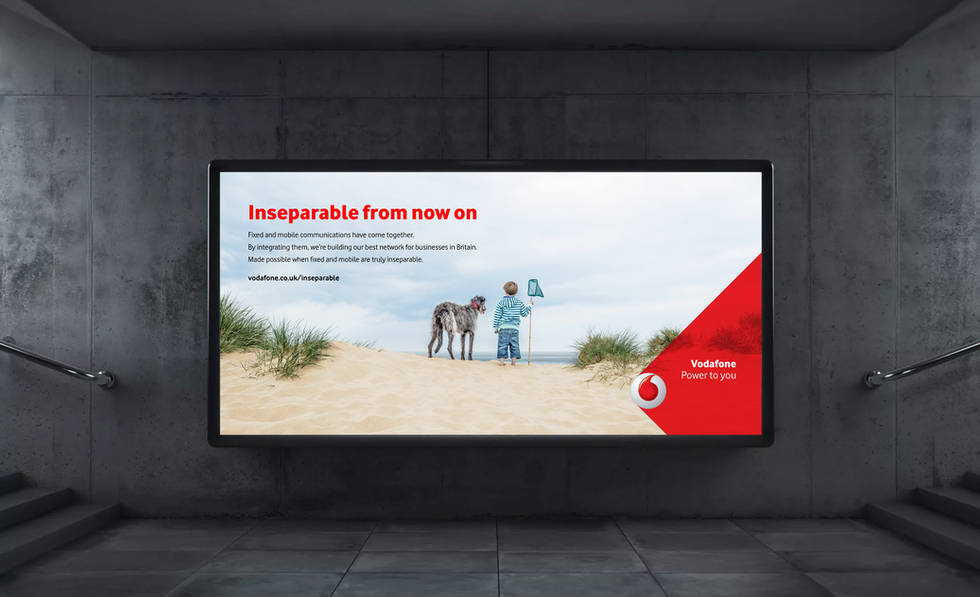 Vodafone | National Campaign (Mobile Networks)