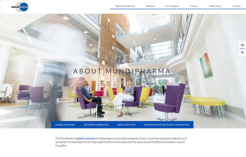 Mundipharma | Corporate Website