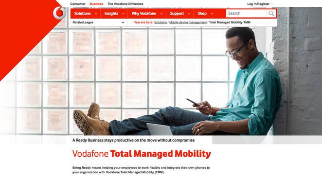Vodafone | Mobile Networks