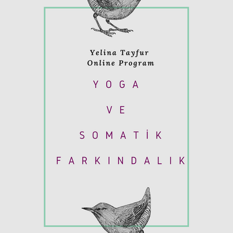 Yoga ve Somatik Farkındalık