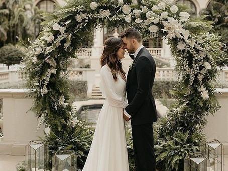 Новые площадки для официальной церемонии брака в Москве