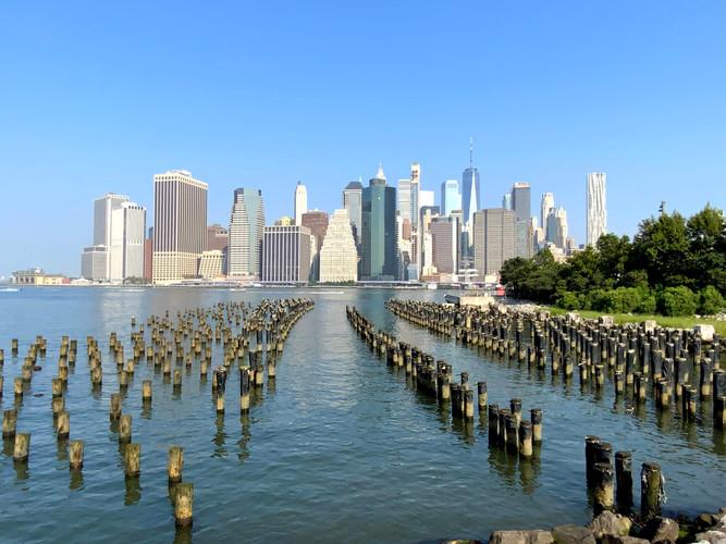 New York's Brooklyn Bridge Park