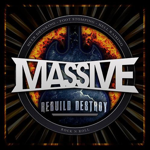 Rebuild Destroy CD