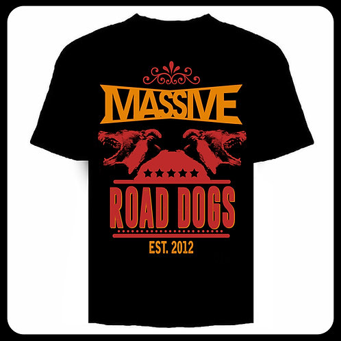 Road Dogs Tee