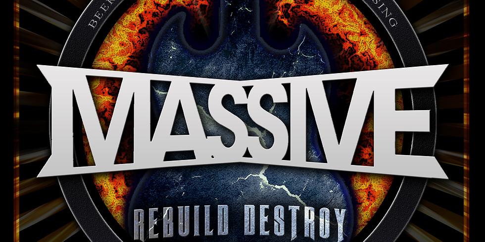 Massive Album Launch
