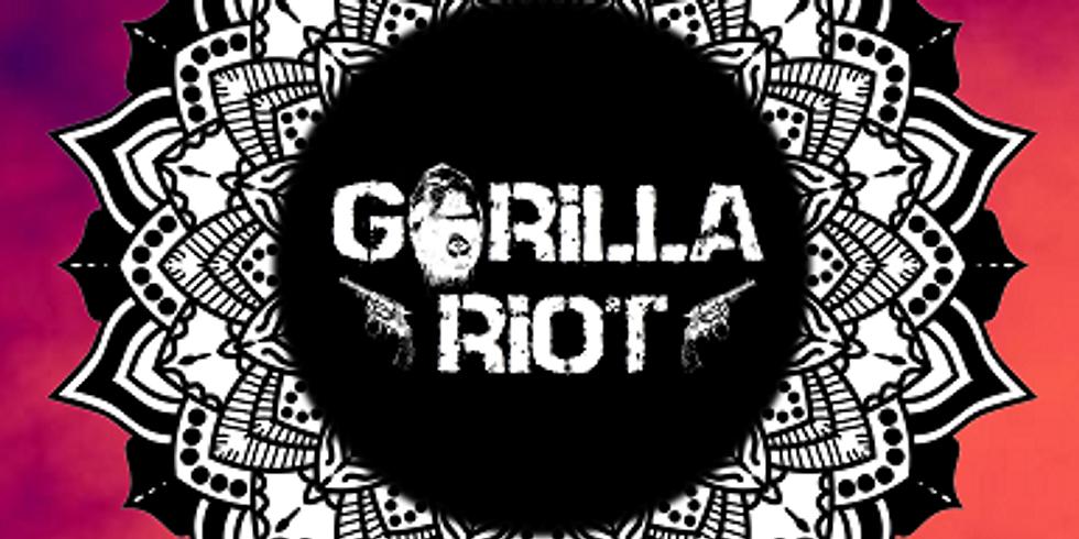 Gorilla Riot - Newcastle