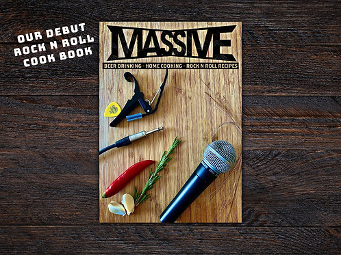 Massive Rock N Roll Cook Book