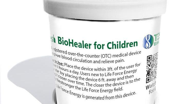 Tesla BioHealer™ for Children