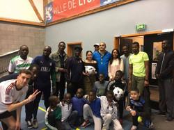 Solidarity Futsal League 2017