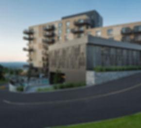 Coarchitecture-Complexe-La-Garde-roussin-inmeubles-québec-residentiel