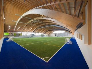 Complexe de soccer - Parc Chauveau
