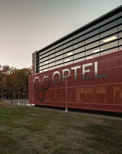 Optel Vision Coarchitecture Québec
