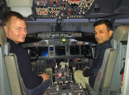 Recent Graduates on B-737 NG Type Rating
