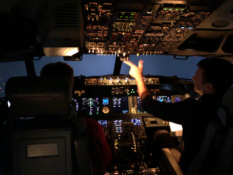 To All Aspiring Airline Transport Pilots