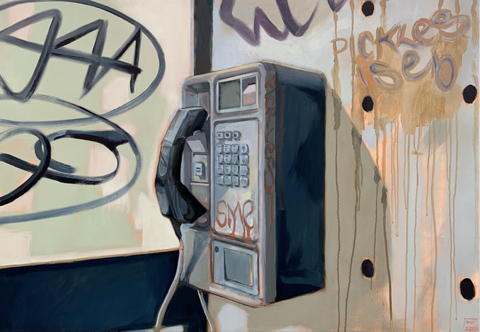 London Payphone