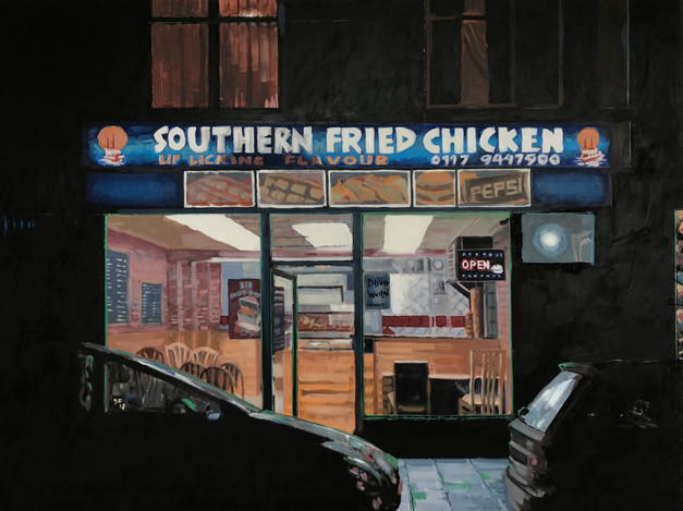 Chicken Shop 2