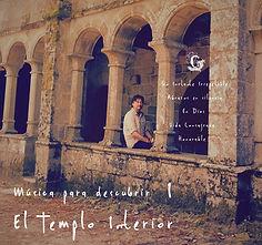 Portada música para descubrir el templo
