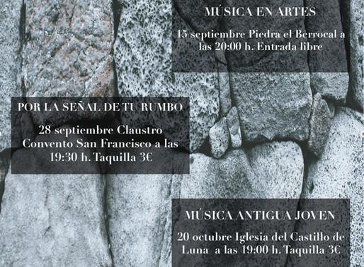 Música en las Piedras