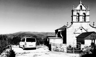 Iglesia de Santa María de Trives