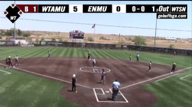 West Texas A&M 2018 Softball PxP Demo