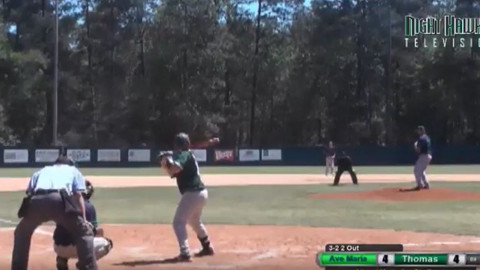 Thomas University Baseball 2016